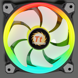 Thumbnail: Thermaltake Riing Duo 14 RGB Fan TT Premium Edition
