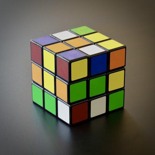Thumbnail: Rubiks Cube