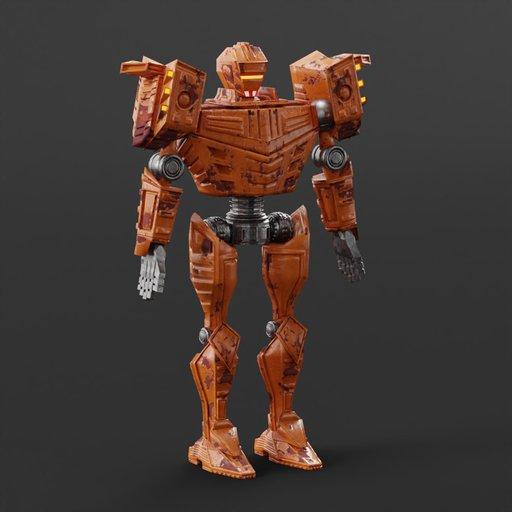 Thumbnail: Robot01