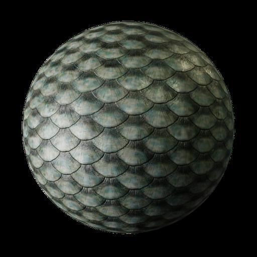 Fish skin verze2