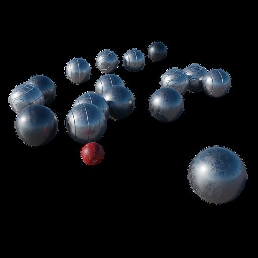 Thumbnail: Petanque balls