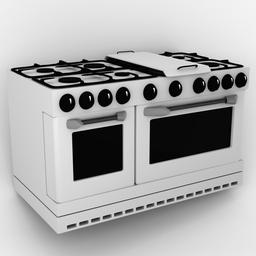 Thumbnail: Kitchen Oven