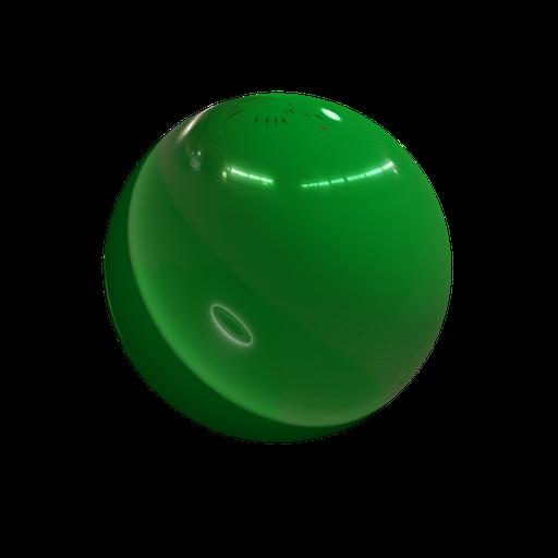 Thumbnail: Green metalic carpaint