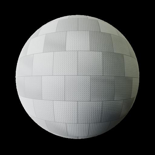 Thumbnail: White patterned tiles