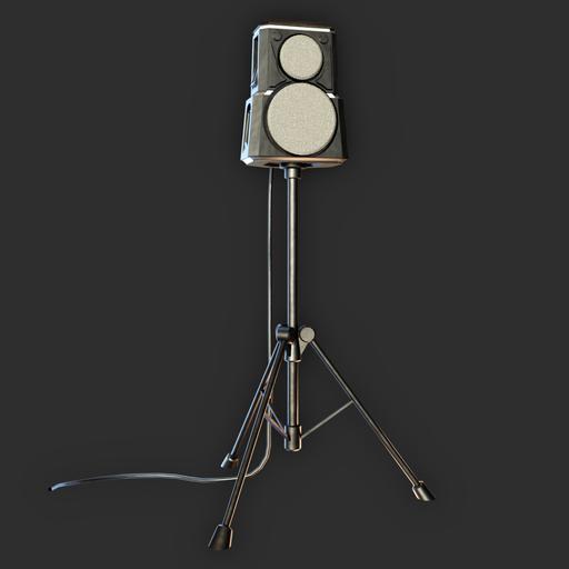 Thumbnail: Stage Speaker