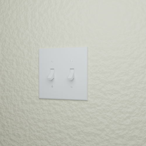 Thumbnail: Light Switch Plate