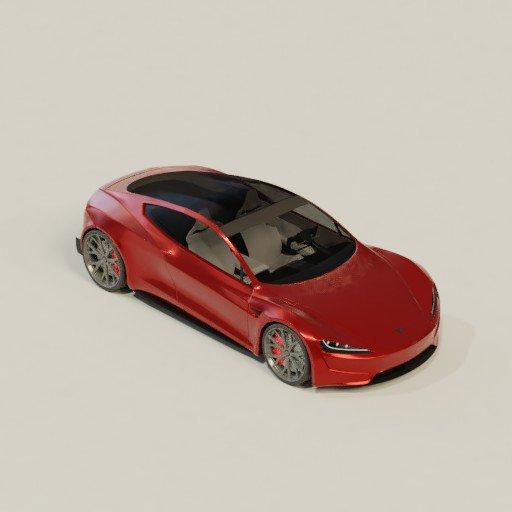 Thumbnail: Tesla Roadster 2020