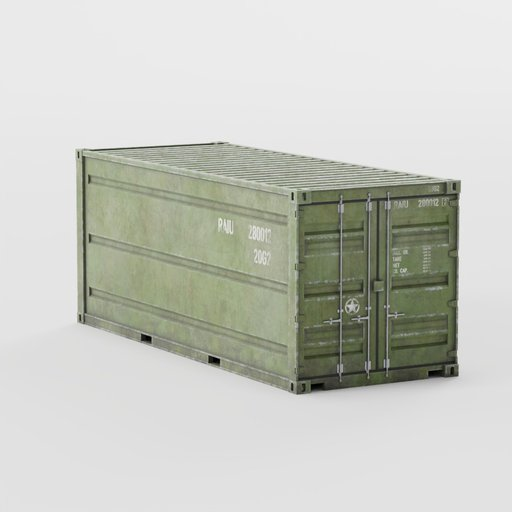 Thumbnail: Army Container