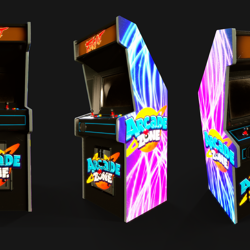 Thumbnail: Arcade Game