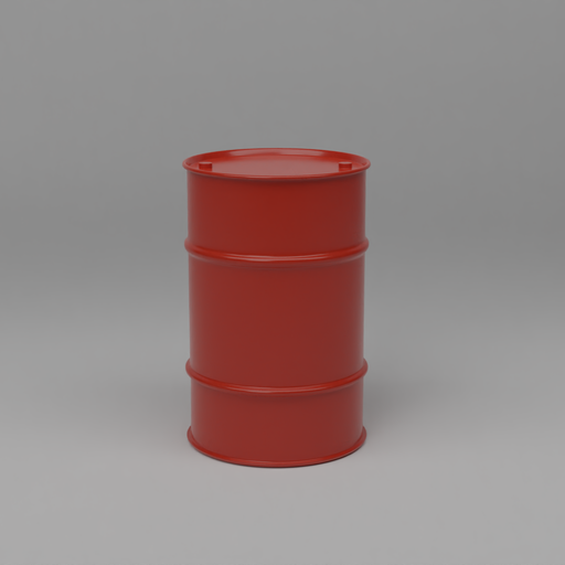 Thumbnail: Red OIl Drum