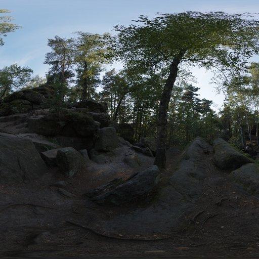 Thumbnail: Felsenlabyrinth