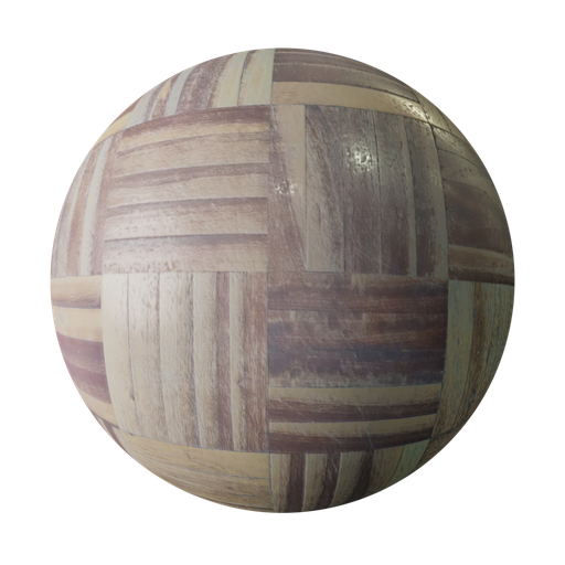 Thumbnail: Floor Parquet rough