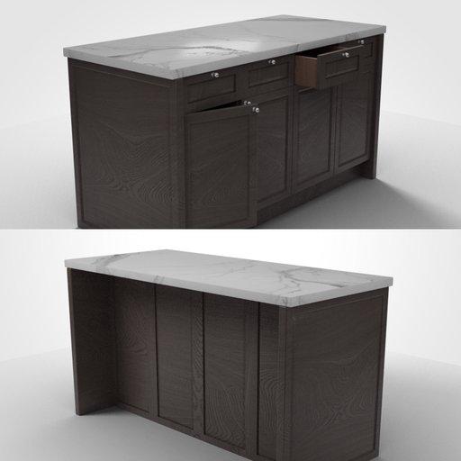 Kitchen Counter 001