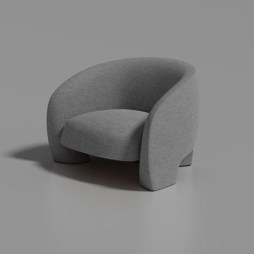 """""""Untar"""" armchair"""