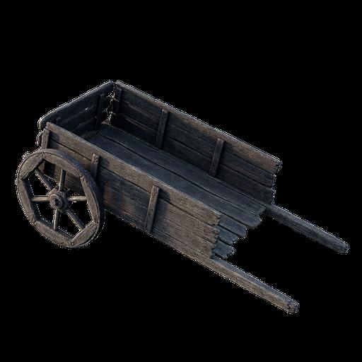 Thumbnail: Medieval cart