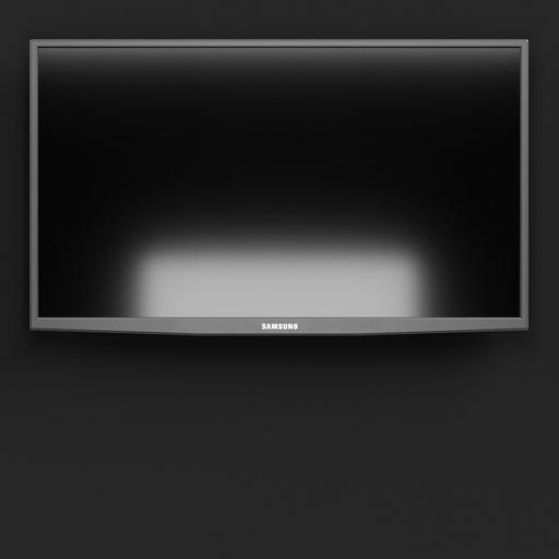"""Thumbnail: Wall TV 60"""""""
