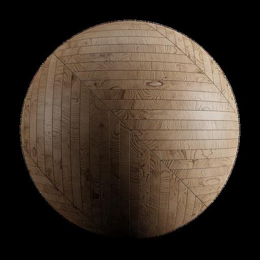 Thumbnail: Pine Wood Plank Chevron