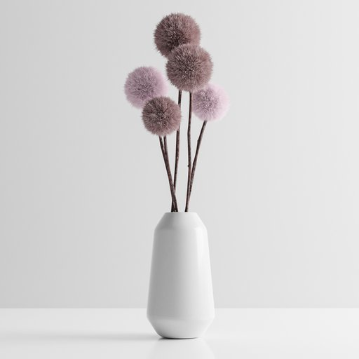 Thumbnail: Decoration Plants with Vase