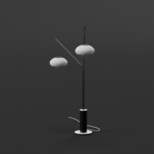 Thumbnail: Mei Floor Lamp