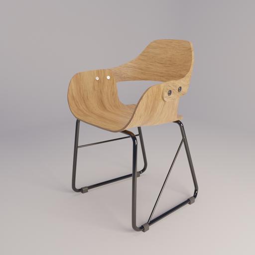 Thumbnail: Showtime Patín Chair