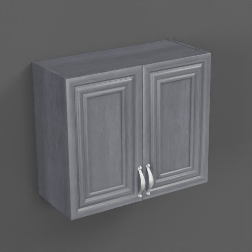 Thumbnail: Kitchen cabinet var 3.4