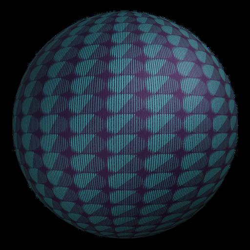 Procedural Fabric Pattern