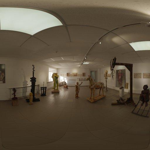 Thumbnail: Sculpture Exhibition