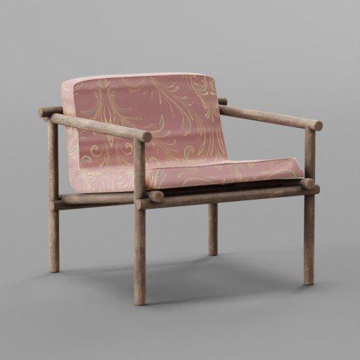 Thumbnail: Small chair