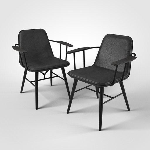 Thumbnail: Spine Chair Armrest