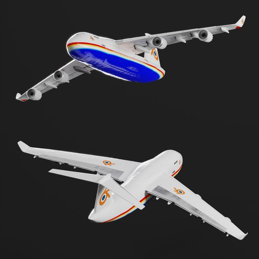 Thumbnail: Heavy Light Cargo Plane