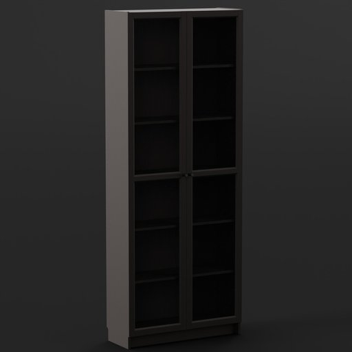 Thumbnail: IKEA OXBERG Bookcase