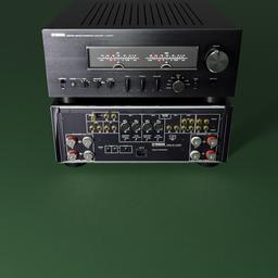 Thumbnail: Amplifier yamaha a-s3000.