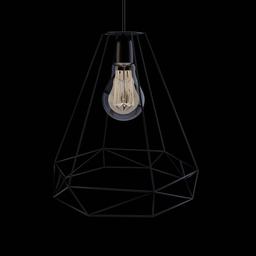Thumbnail: Diamond ceiling lamp