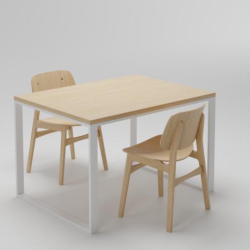 Thumbnail: Loft table 90x120