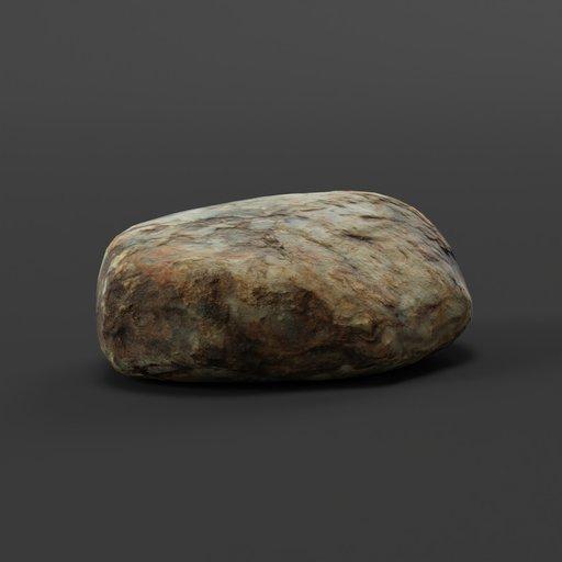 Thumbnail: Small rock 03