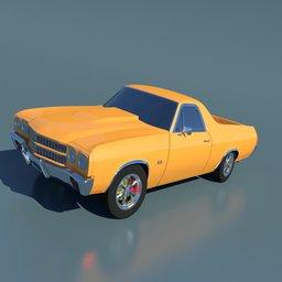 Thumbnail: Chevrolet El Camino