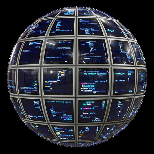 Thumbnail: Procedural TV WALL Programming