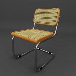 Thumbnail: Cesca Chair Rattan
