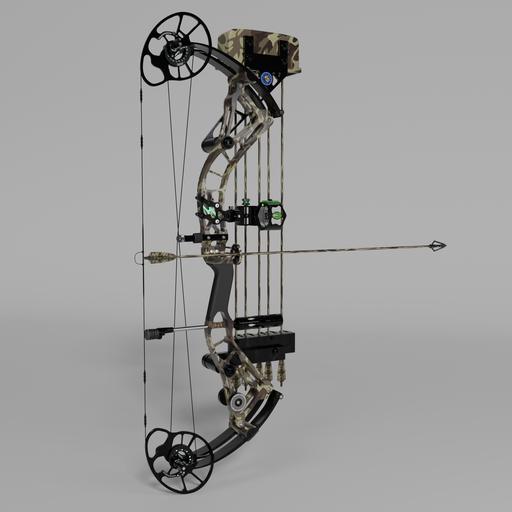 Thumbnail: Compoundbow Bowtech-SOLUTION R