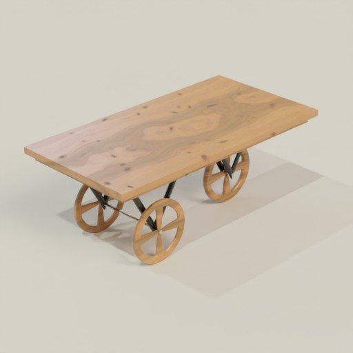 Thumbnail: Coffe table antique