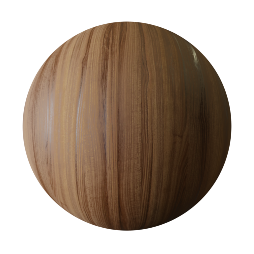 Thumbnail: Dark Walnut fine wood PBR texture seamless