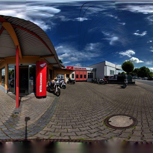 Thumbnail: German Motorcycle Market HDRI