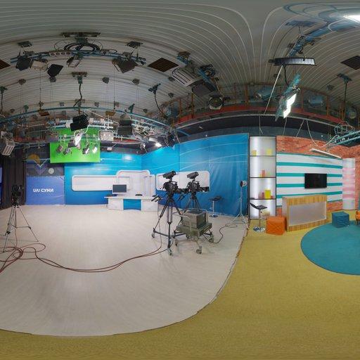Thumbnail: Tv Studio