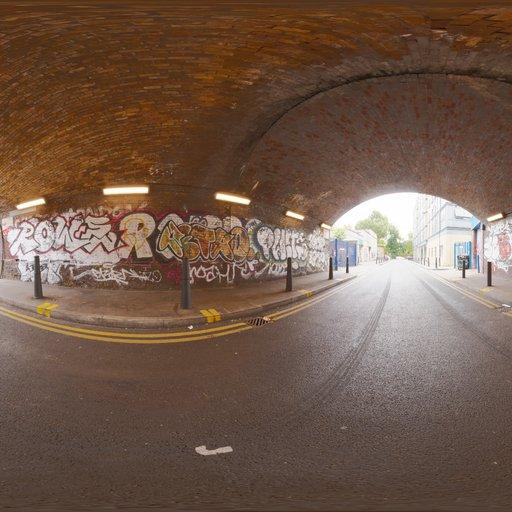 Thumbnail: Birbeck Street Underpass