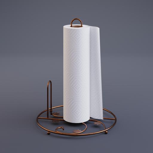 Thumbnail: Paper Towel Roll