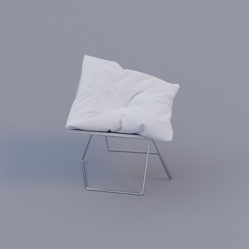 Thumbnail: pillow armchair