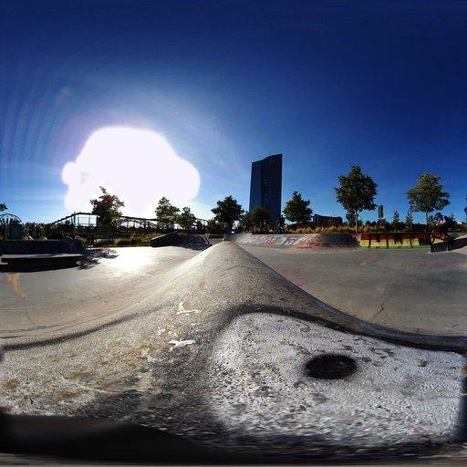 Thumbnail: Skate Park Frankfurt HDRI
