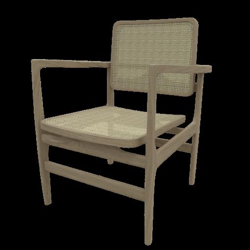 Thumbnail: Wood chair