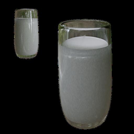 Thumbnail: Glass of milk