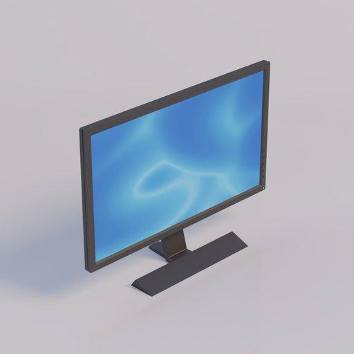 Thumbnail: Generic LCD monitor